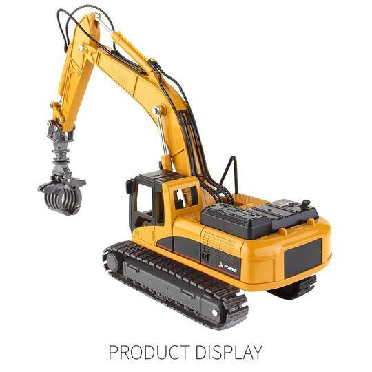 Toy Model Construction Vehicles