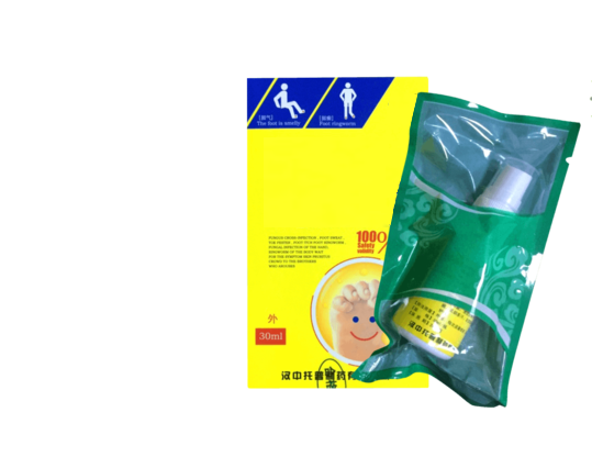 Foot Odor Spray (Antibacterial/Anti-Fungal)