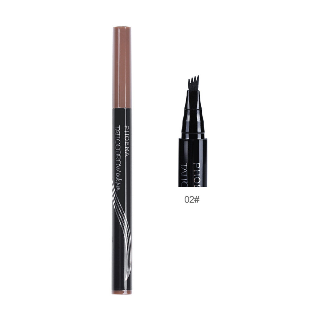 PHOERA™ -  Waterproof Matte Eyebrow Pencil
