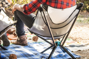 Bottle Sized Portable Chair