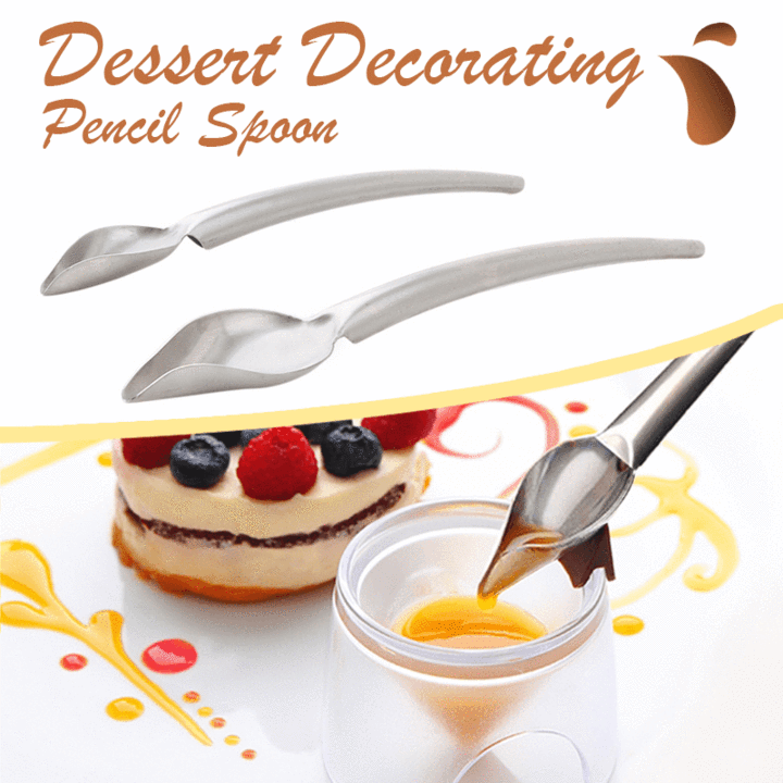 Decorating Pencil Spoon