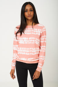 Westhill Redbird By BIK BOK Top in Pink and White Tone - My Berry Glam : Shop Till You Drop