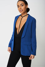 Longline Tailored Blazer