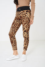 Super Skinny Fit Leopard Print Leggings