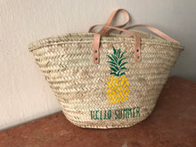 X09 : Pineapple Hello Summer (bag not included)