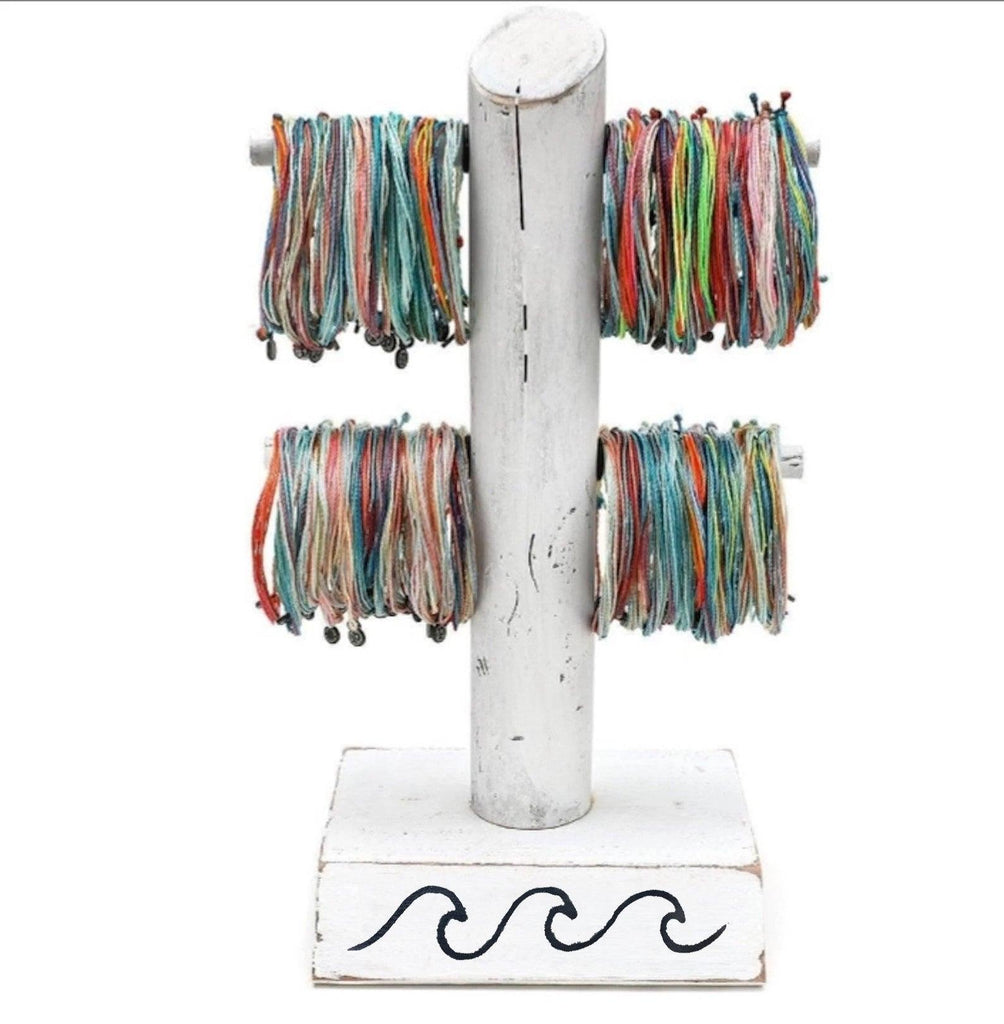 Original Pura Vida Wooden Tree Display
