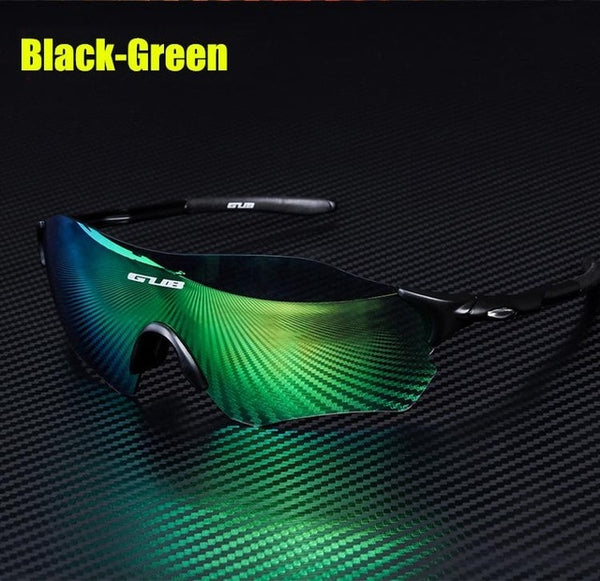 GUB 5100 Polarized Cycling Glasses Clear Riding ciclismo lentes balisticos Eyewear Driving outdoor bicycle oculos ciclismo
