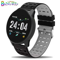WISHDOIT Sport Watch Smart IP67 Waterproof Fitness Bluetooth Connection Android ios System Heart Rate Monitor Pedometer Watch