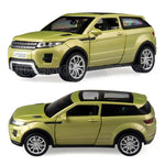 Zinc alloy model car 1:32 luxury SUV lighting creative puzzle high quality discount sport car model boys children's toys gift