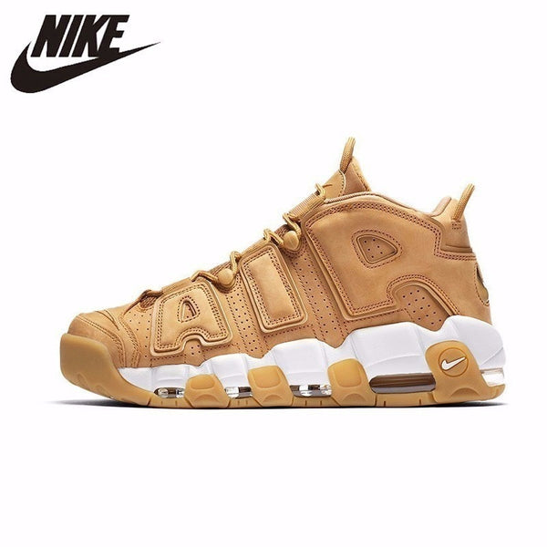 Nike Air More Uptempo Original New Arrival Men's Basketball Shoes Breathable Sneakers #AA4060-200