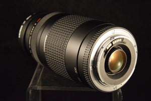 OBJECTIF OCCASION CANON ZOOM EF 100-300