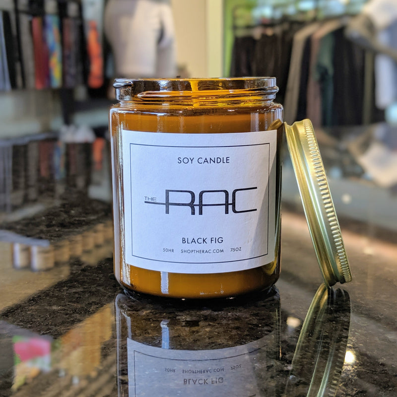 The RAC - Branded Candle
