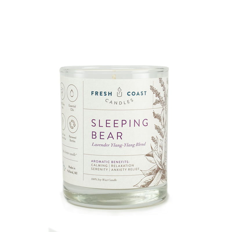 Fresh Coast Candles - Sleeping Bear 6.5oz