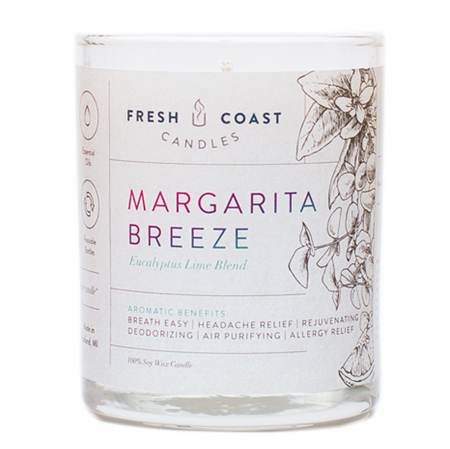 Fresh Coast Candles - Margarita Breeze 11 oz