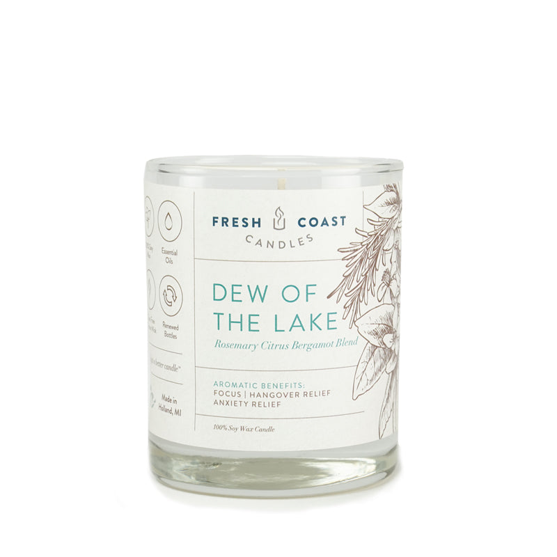 Fresh Coast Candles - Dew of the Lake 6.5oz