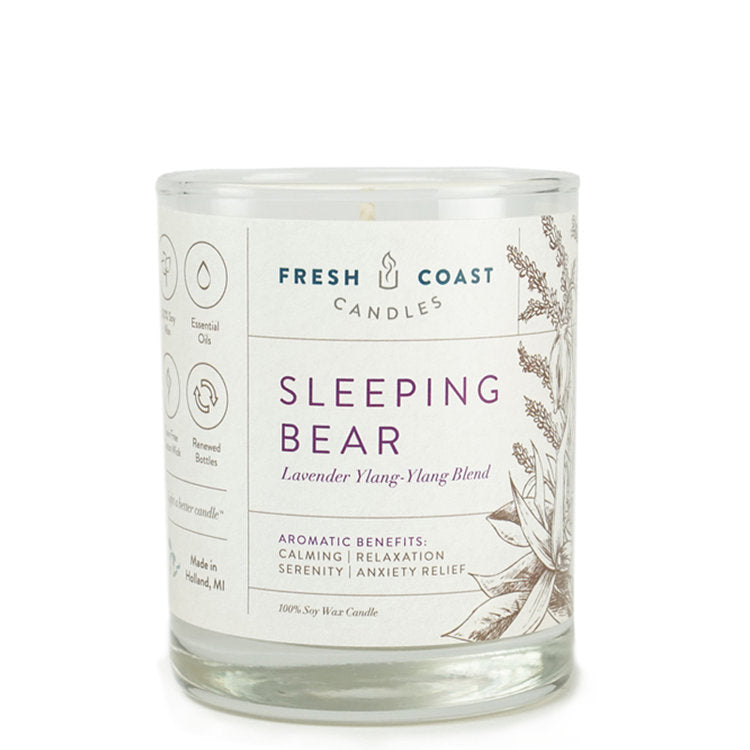 Fresh Coast Candles - Sleeping Bear 11oz