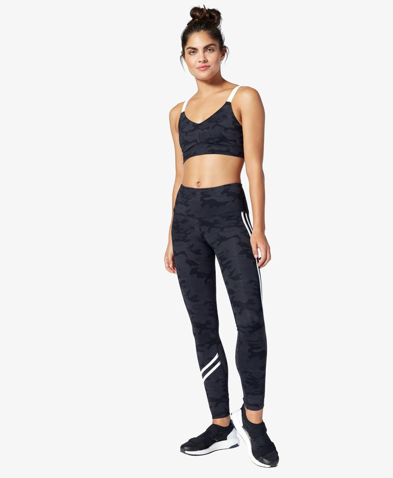 High Waisted Fire Legging