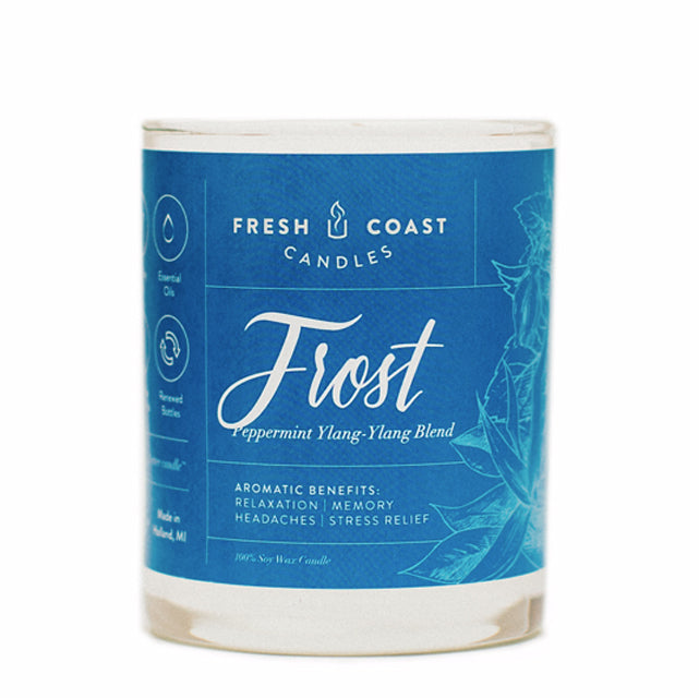 Fresh Coast Candles  - Frost 11oz