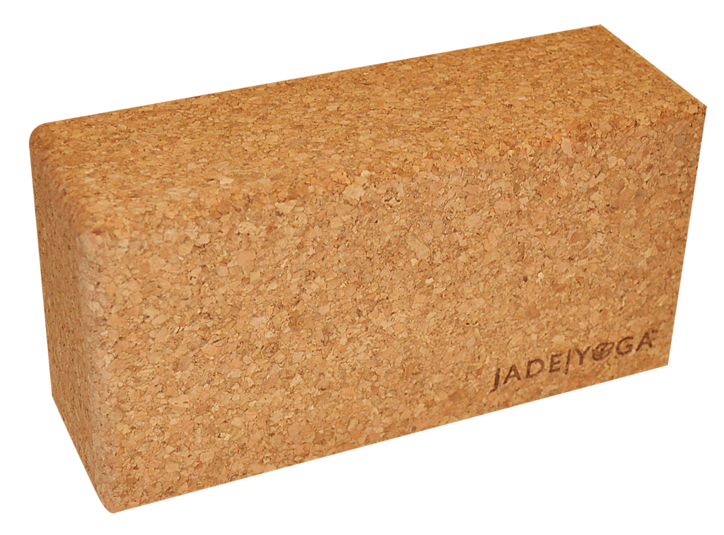 Cork Yoga Block - Large