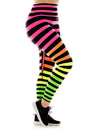 Sneaker Leggings in Josephine Stripe