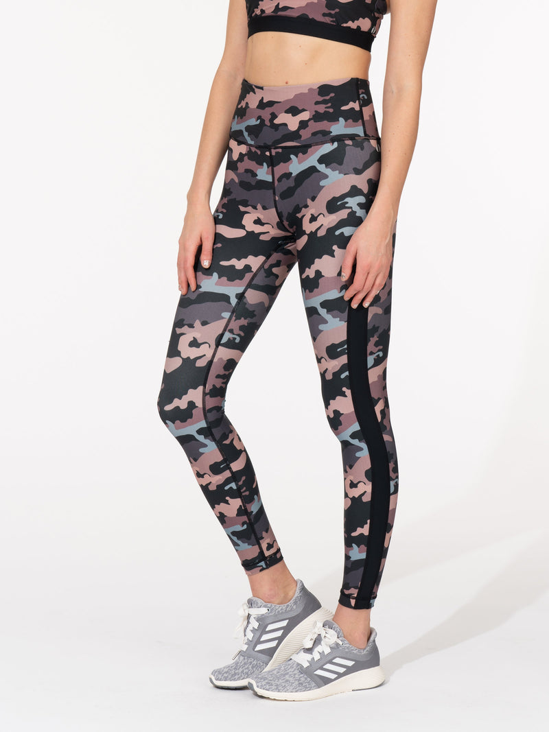 Printed 7/8 Arc Legging