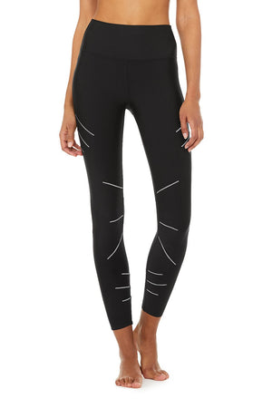 High-Waist Sequence Legging