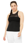 In-Line Fitted Bra Tank