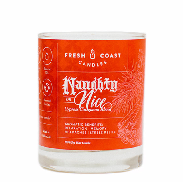Fresh Coast Candles  - Naughty or Nice 11oz