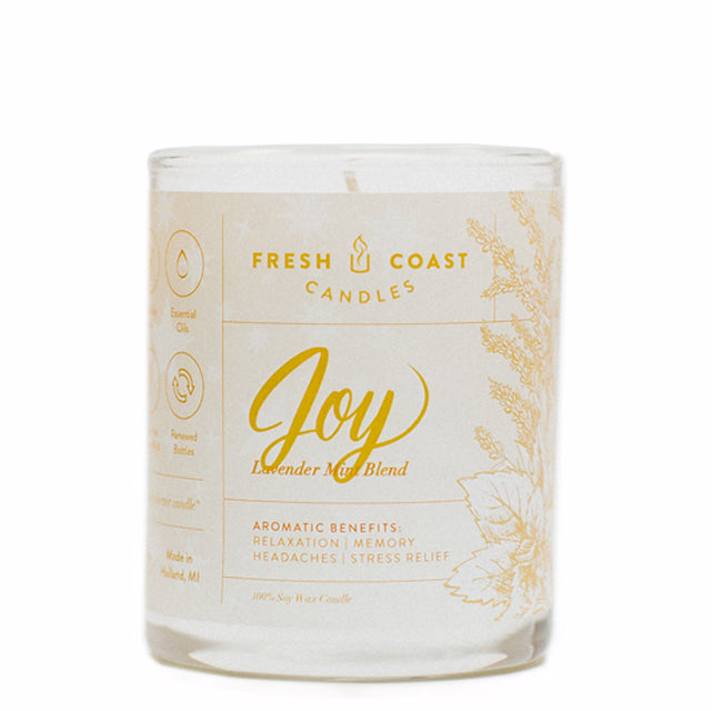 Fresh Coast Candles  - Joy 11oz