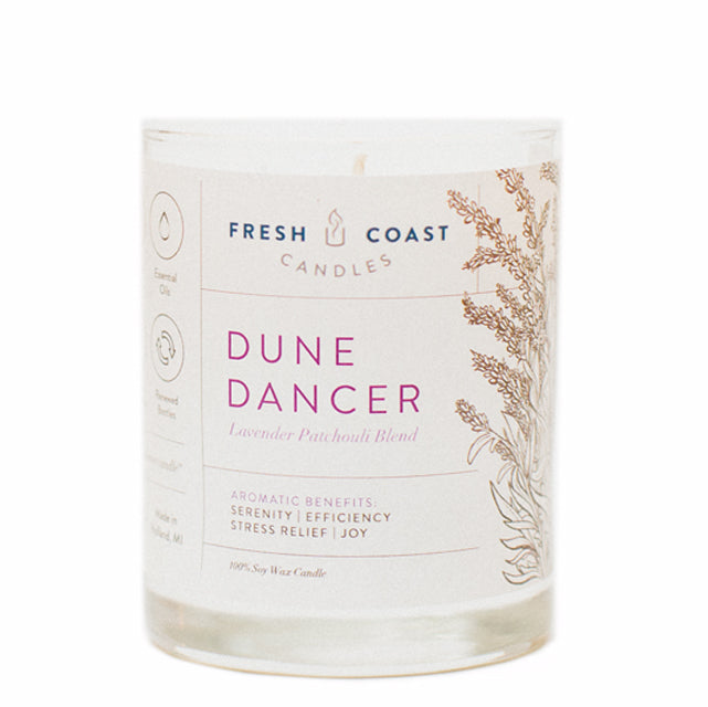 Fresh Coast Candles - Dune Dancer 11oz