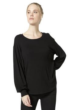 Serenity Oversized Blousant Sleeve Top