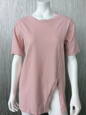 Fundamental Chop Hem Tee