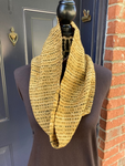 Tiger Eye Overshot Cowl