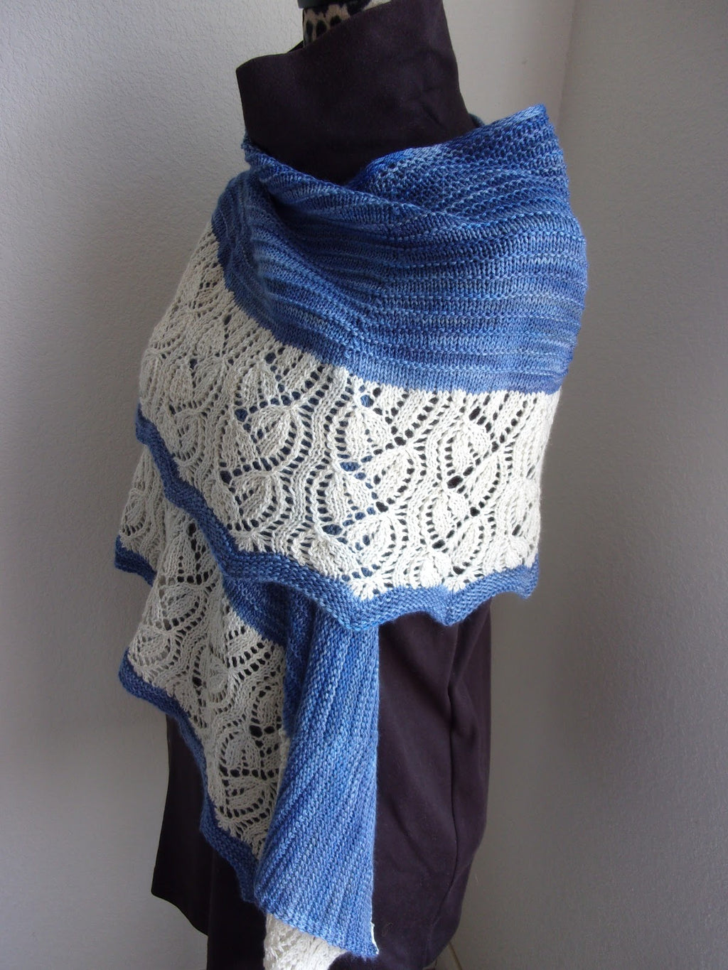 Dayflower Wrap Pattern