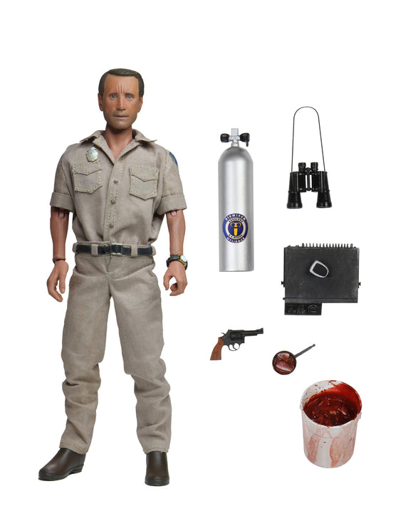 NECA Jaws – 8″ Clothed Action Figures – Chief Martin Brody