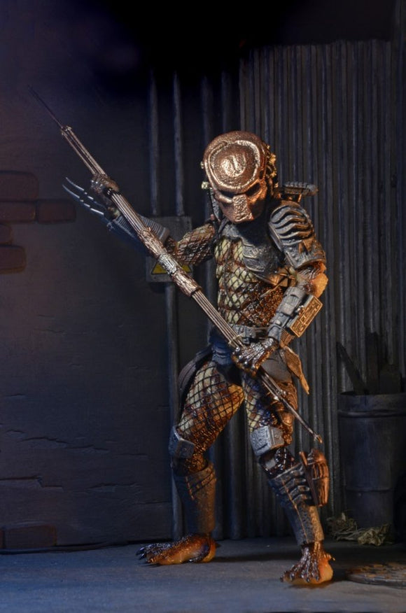 NECA Predator 2 – 7″ Scale Action Figure – Ultimate City Hunter