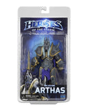 "NECA Heroes of The Storm - 7"" Scale Action Figure - Series 2 Arthas"