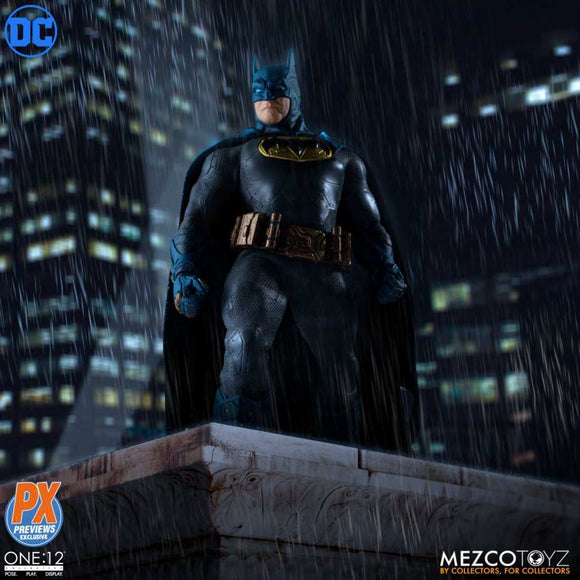 Mezco One:12 Collective PX Previews Exclusive Supreme Knight Batman