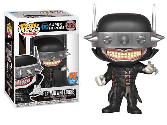 Funko POP! Heroes - PX Exclusive Dark Nights: Metal - Batman Who Laughs