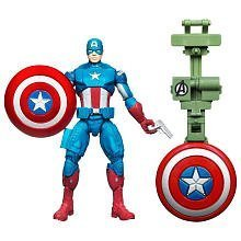 Marvel The Avengers Movie 4 Inch Shield Launcher Captain America