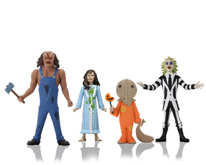 "NECA Toony Terrors – 6"" Scale Action Figures – Series 4 - Set of 4"