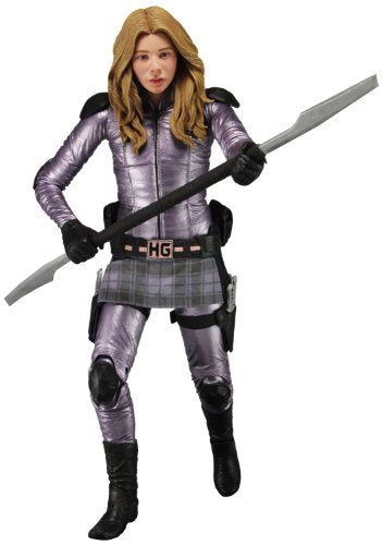 NECA Series 2 Kick Ass 2 Hit Girl Unmasked