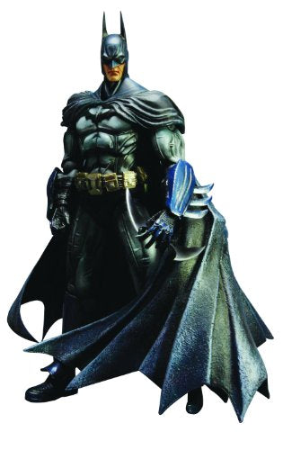 Square Enix Batman: Arkham Asylum Play Arts Kai: Batman (Damaged Box)
