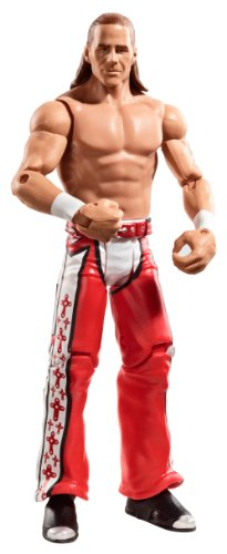 WWE Shawn Michaels Wrestle Mania Heritage - Series #26