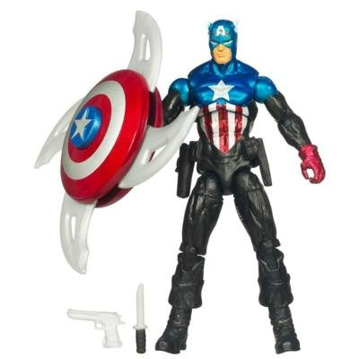 Captain America The First Avenger Comic Series - Heroic Age Captain America