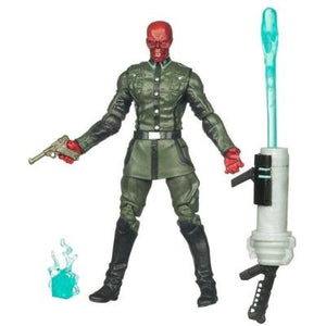 Captain America Movie 4 Inch Series 1 Red Skull