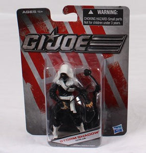 G.I. Joe Exclusive Storm Shadow Ninja Black Outfit