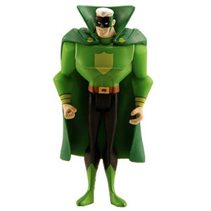 Justice League Unlimited Green Guardsman