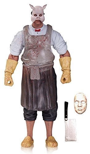 DC Collectibles Arkham Knight Professor Pyg