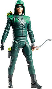 DC Comics Multiverse Green Arrow (In package, Missing BAF Piece)